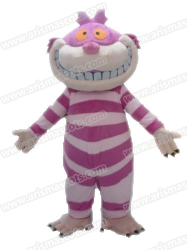 Cheshire Cat Mascot Costume