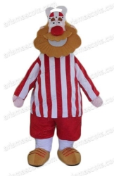 Clown Mascot Costume