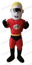 Superman Mascot Costume