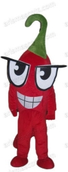 Chilli Pepper Mascot Costume