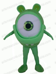Eye Ball Mascot Costume