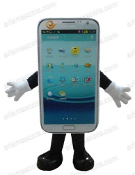 Cellphone Mascot Costume