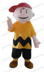 Charlie Brown mascot