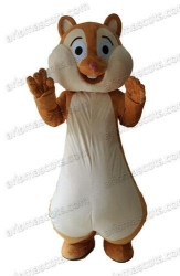 Chipmunks Mascot Costume