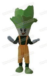 Cabbage Mascot Costume