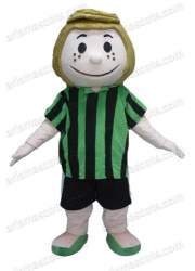 Peppermint Patty mascot