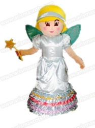Fairy Girl Mascot Suit
