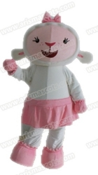 Lambie From Dr Mcstuffins