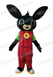 Rabbit Bing Mascot