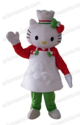Hello Kitty Mascot