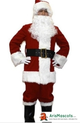 Santa Clause outfit