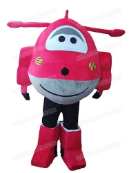 SuperWings Mascot