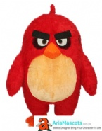 Inflatable Angry Bird Costume