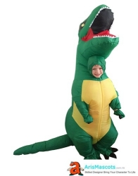 Kids Inflatable Dinosaur