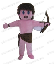 Cupid mascot costume