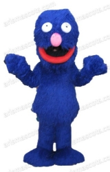 Super Grover mascot costume