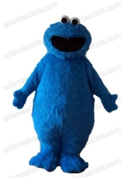 Cookei Monster mascot