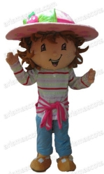 Strawberry Shortcakes mascot