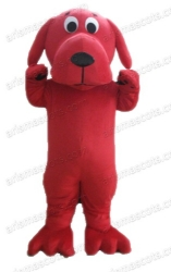 Clifford Dog Mascot Costume