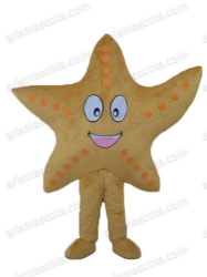 Sea Star Mascot Costume