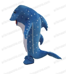 Cat Fish Mascot Costume