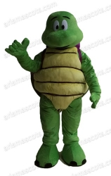 Sea Turtle Mascot Costume