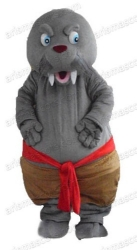 Sea Elephant Mascot Costume