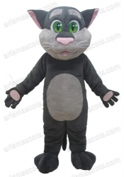 Talking Tom mascot costume
